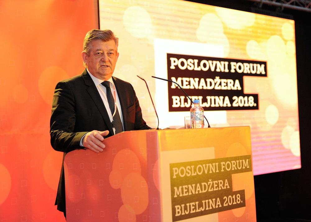 Mico Micic, gradonacelnik Bijeljine